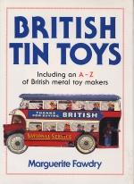BRITISH TIN TOYS