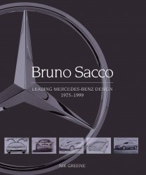 BRUNO SACCO LEADING MERCEDES-BENZ DESIGN 1975-1999