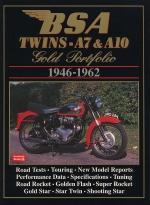 BSA TWINS A7 & A10 1946-1962