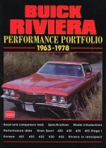 BUICK RIVIERA 1963-1978