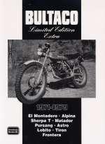 BULTACO 1971-1979