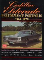 CADILLAC ELDORADO 1967-1978
