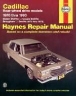 CADILLAC REAR-WHEEL DRIVE MODELS (21030)