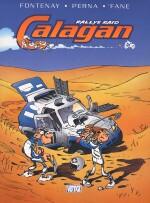 CALAGAN RALLYE RAID VOL. 1