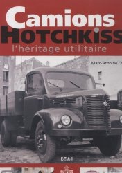 CAMION HOTCHKISS L'HERITAGE UTILITAIRE