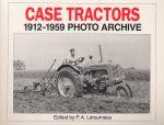 CASE TRACTORS 1912-1959