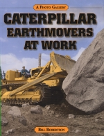 CATERPILLAR EARTHMOVERS AT WORK