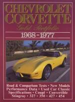 CHEVROLET CORVETTE 1968-1977