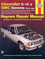 CHEVROLET S-10 & GMC SONOMA PICKUPS (24071) (US)