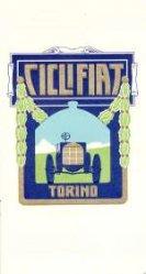 CICLI FIAT TORINO
