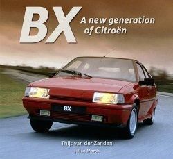 CITROEN BX - A NEW GENERATION OF CITROEN