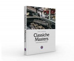 CLASSICHE MASTERS: THE FINEST WORKSHOPS FOR CLASSIC MASERATIS
