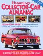 COLLECTOR CAR ALMANAC