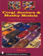 CORGI JUNIORS & HUSKY MODELS