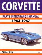 CORVETTE 1963-1967 PARTS INTERCHANGE MANUAL