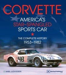 CORVETTE AMERICA'S STAR SPANGLED SPORTS CAR