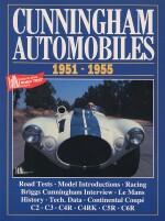 CUNNINGHAM AUTOMOBILES 1951-1955