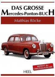 DAS GROSSE MERCEDES-PONTON-BUCH
