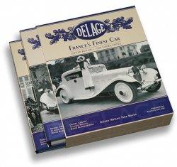 DELAGE FRANCE'S FINEST CAR (2 VOL.)