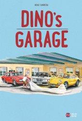 DINO'S GARAGE (ENGLISH EDITION)
