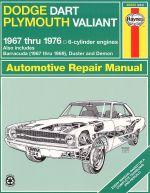 DODGE DART & PLYMOUTH VALIANT (30025) (234) US