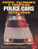 DODGE PLYMOUTH & CHRYSLER POLICE CARS 1979-1994