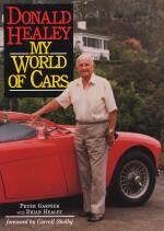 DONALD HEALEY MY WORLD OF CARS