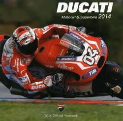 DUCATI 2014 OFFICIAL YEARBOOK