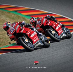 DUCATI 2019 OFFICIAL YEARBOOK