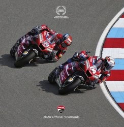 DUCATI 2020 OFFICIAL YEARBOOK