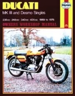 DUCATI MK III DESMO SINGLES (445)