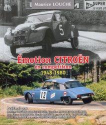 EMOTION CITROEN EN COMPETITION 1948-1980