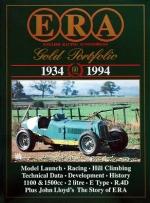 ERA 1934-1994 ENGLISH RACING AUTOMOBILES