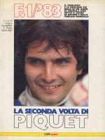 F1/'83 LA SECONDA VOLTA DI PIQUET