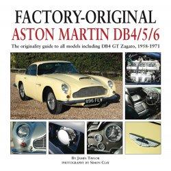 FACTORY ORIGINAL ASTON MARTIN DB4/5/6