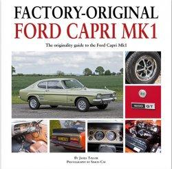 FACTORY ORIGINAL FORD CAPRI MK1