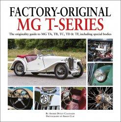 FACTORY ORIGINAL MG T-SERIES