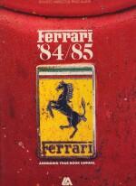 FERRARI 84/85 ANNUARIO