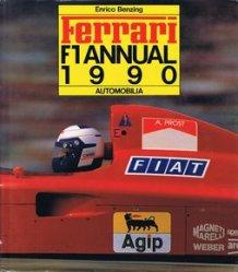 FERRARI F1 ANNUAL 1990