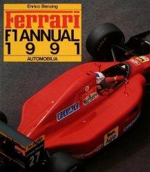 FERRARI F1 ANNUAL 1991
