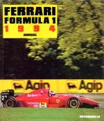FERRARI F1 ANNUAL 1994