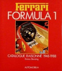 FERRARI FORMULA 1 CATALOGUE RAISONNE' 1948-1988