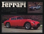FERRARI THE EARLY BERLINETTAS & COMPETITION COUPES