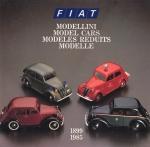 FIAT MODELLINI 1899-1985