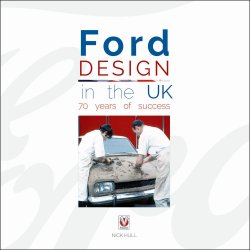 FORD DESIGN IN THE UK