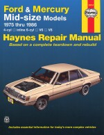 FORD & MERCURY MID-SIZE (36044)