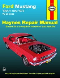 FORD MUSTANG V8 ENGINES (36048)