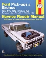 FORD PICKUPS & BRONCO 1973-1979 (36054)
