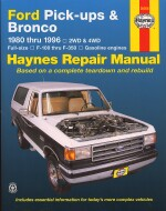FORD PICKUPS & BRONCO (36058)