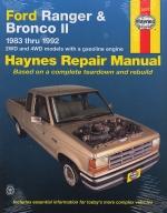 FORD RANGER & BRONCO II 1984-1992 (36070)